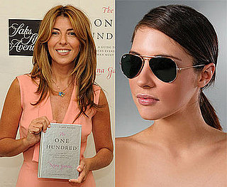 Fashion Week Giveaway! Win Nina Garcia's The One Hundred and a Pair of Ray Ban Aviators