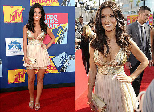 MTV Video Music Awards: Audrina Patridge