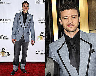 2008 Fashion Rocks: Justin Timberlake