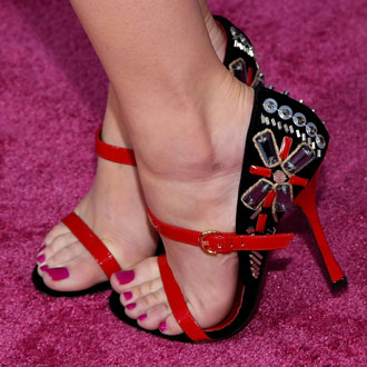 Guess the Celebrity by Her Fab Shoes!