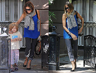 Sarah Jessica Parker Spends Time With Her Family in NYC