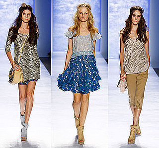 New York Fashion Week, Spring 2009: Rebecca Taylor