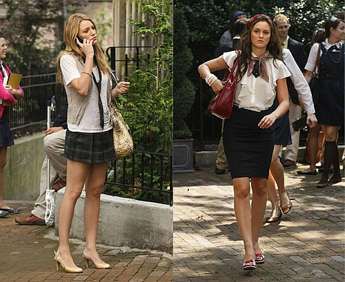I Want This Wardrobe: Gossip Girls, the Queen Bees