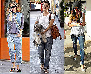 Whose Current/Elliott Jeans Are Most Fab?