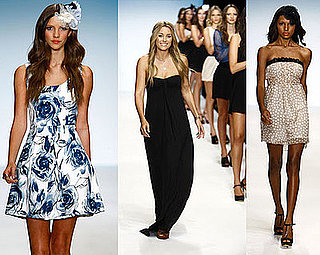 LA Fashion Week, Spring 2009: Lauren Conrad