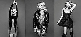 Sneak Peek! Kate Moss For Topshop Christmas Collection