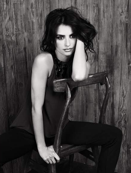 Sneak Peek! Penelope Cruz for Mango Winter '08