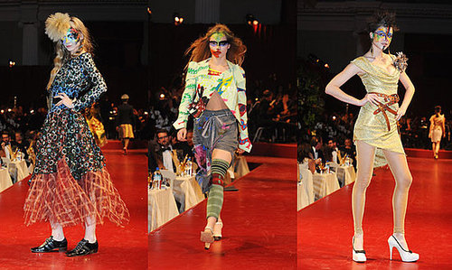 Freaky or Fabulous? Vivienne Westwood Gold Label Catwalk