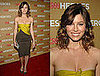 Jessica Biel in Ungaro in LA for CNN Heroes: An All-Star Tribute
