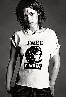 I Love Your ShopStyle: Winona Ryder, Parisian Punk