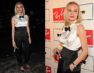 Diane Kruger Attends Ray-Ban Remasters Event in Chanel Resort