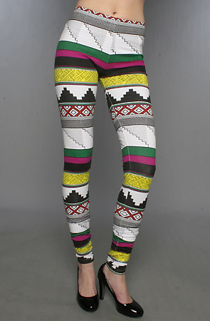The Afrika Leggings, Okley by M.I.A.: Love It or Hate It?
