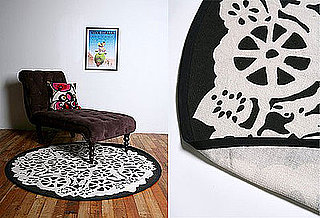 Steal of the Day: Urban Outfitters Round Doilie Rug