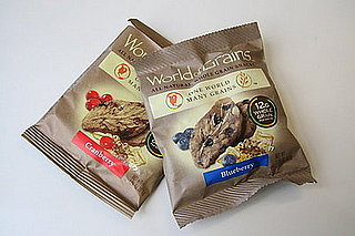 Food Review: World of Grains Blueberry and Cranberry Snacks