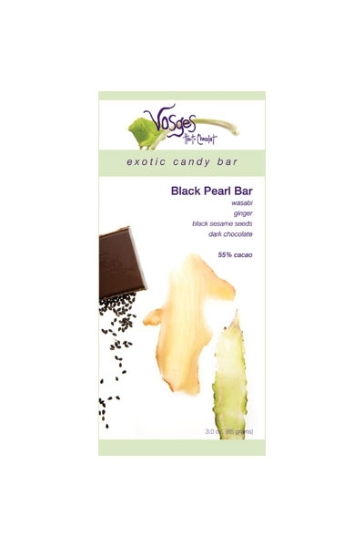 Ginger and Wasabi Chocolate Bar