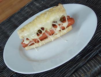 Le Super Hot Dog