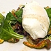 Poached Egg and Wild Mushroom Salad