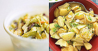 Would You Rather Eat Cole Slaw or Potato Salad?