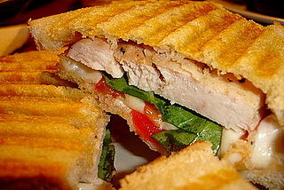 'Wich of the Week: Grilled Chicken and Mozzarella Panini