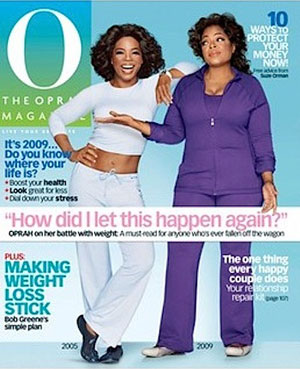 Oprah Talks Weight Woes