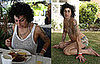 Amy Winehouse Bikini Photos, Eating Photos