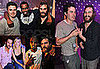 Photos of Casey Affleck, Joaquin Phoenix, Diddy, January Jones, Jamie Foxx in Miami Beach