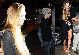 Photos of Lindsay Lohan and Samantha Ronson in South Beach
