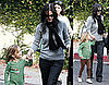 Photos of Courteney Cox and Coco Cox in Beverly Hills