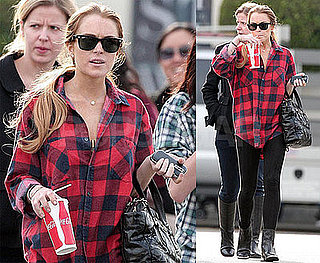 Photos of Lindsay Lohan Who Denies Reports She Split With Samantha Ronson