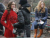 Photos of Blake Lively, Leighton Meester Filming Gossip Girl, Where to Get Gossip Girl Wardrobes