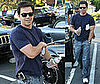 Mark Wahlberg In LA