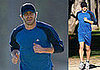 Photos of Jake Gyllenhaal Jogging in LA