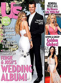 Photo of Fergie and Josh Duhamel's Wedding