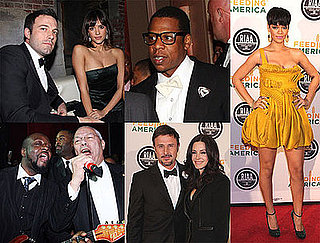 Photos of Ben Affleck, Jessica Alba, Jay-Z, Rihanna, Courteney Cox at Inaugural Balls in DC