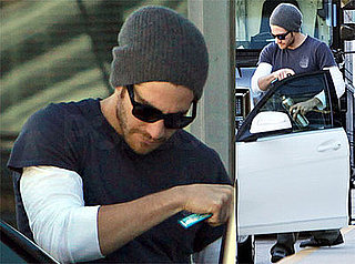 Photos of Jake Gyllenhaal in Los Angeles
