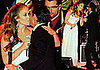 Jennifer Lopez and Marc Anthony at Western Inaugural Ball