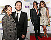 Photos of Tobey Maguire, Jennifer Meyer, Jennifer Lopez, Marc Anthony at the Artists and Athletes Alliance Inaugural Honors