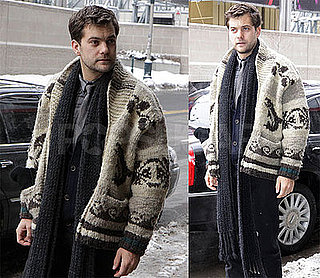Photos of Joshua Jackson in Toronto