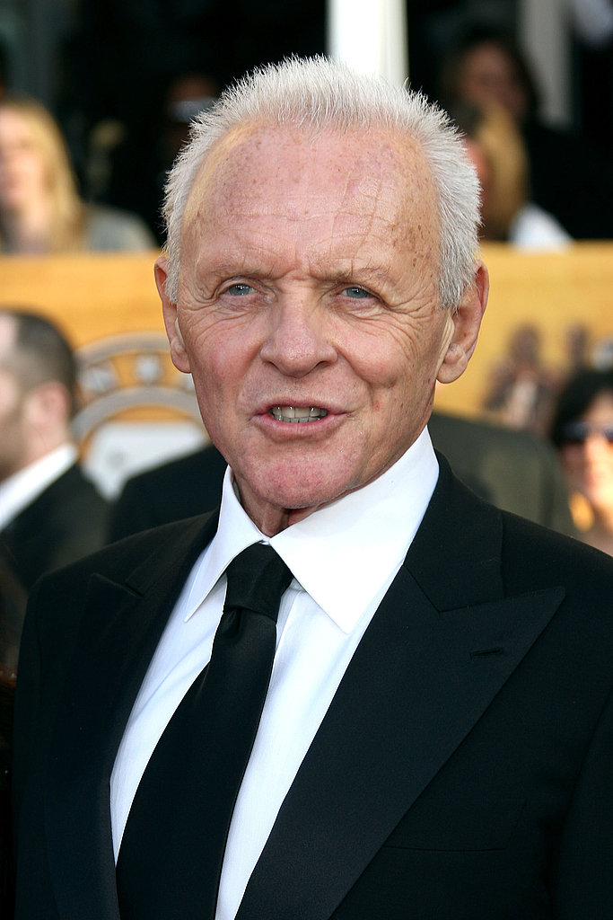 Anthony Hopkins Photos
