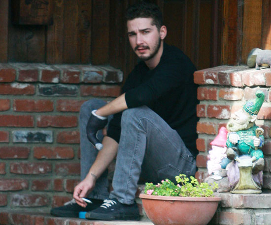 Shia on Suspension