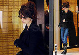 Penelope Cruz in Paris