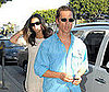 Photo of Matthew McConaughey and Camila Alves Shopping for her 26th Birthday Present