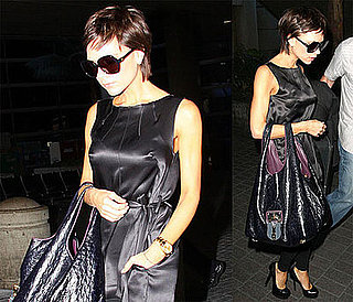 Photos of Victoria Beckham at LAX 2009-01-26 15:30:16