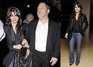 Photos of Penelope Cruz at a Special Screening of Vicky Cristina Barcelona in London