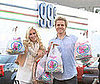 Photo of Heidi Montag and Spencer Pratt at a 99 Cent Store