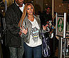 Photo of Beyonce Knowles at LAX