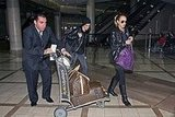 Lohan and Samantha in Florida and Back to LA