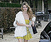 Photo of Mischa Barton at the Christian Dior Show in Paris