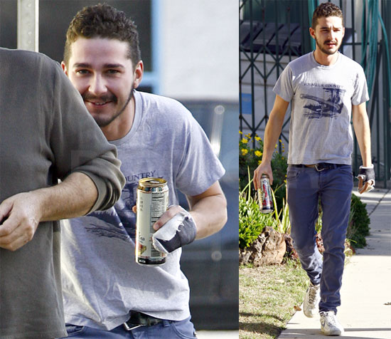 Shia Loves Arizona Tea
