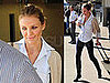 Cameron Diaz Looks Angel-Ready at LAX